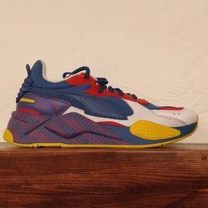 Puma RSX running shoes